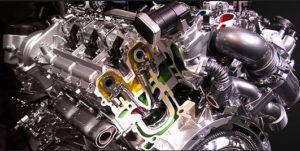 Remont dvigatelej engine repair